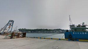 鳥取港耐震岸壁アジング