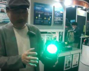34ハピソン高輝度LED投光型集魚灯
