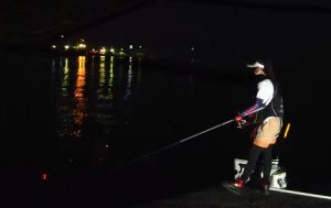 電気ウキ釣り